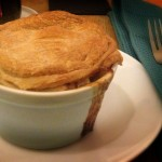 Mushroom, Leek and Asparagus Puff Pastry Pie