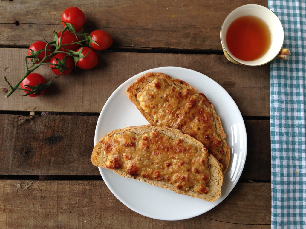 Really Simple Rarebit