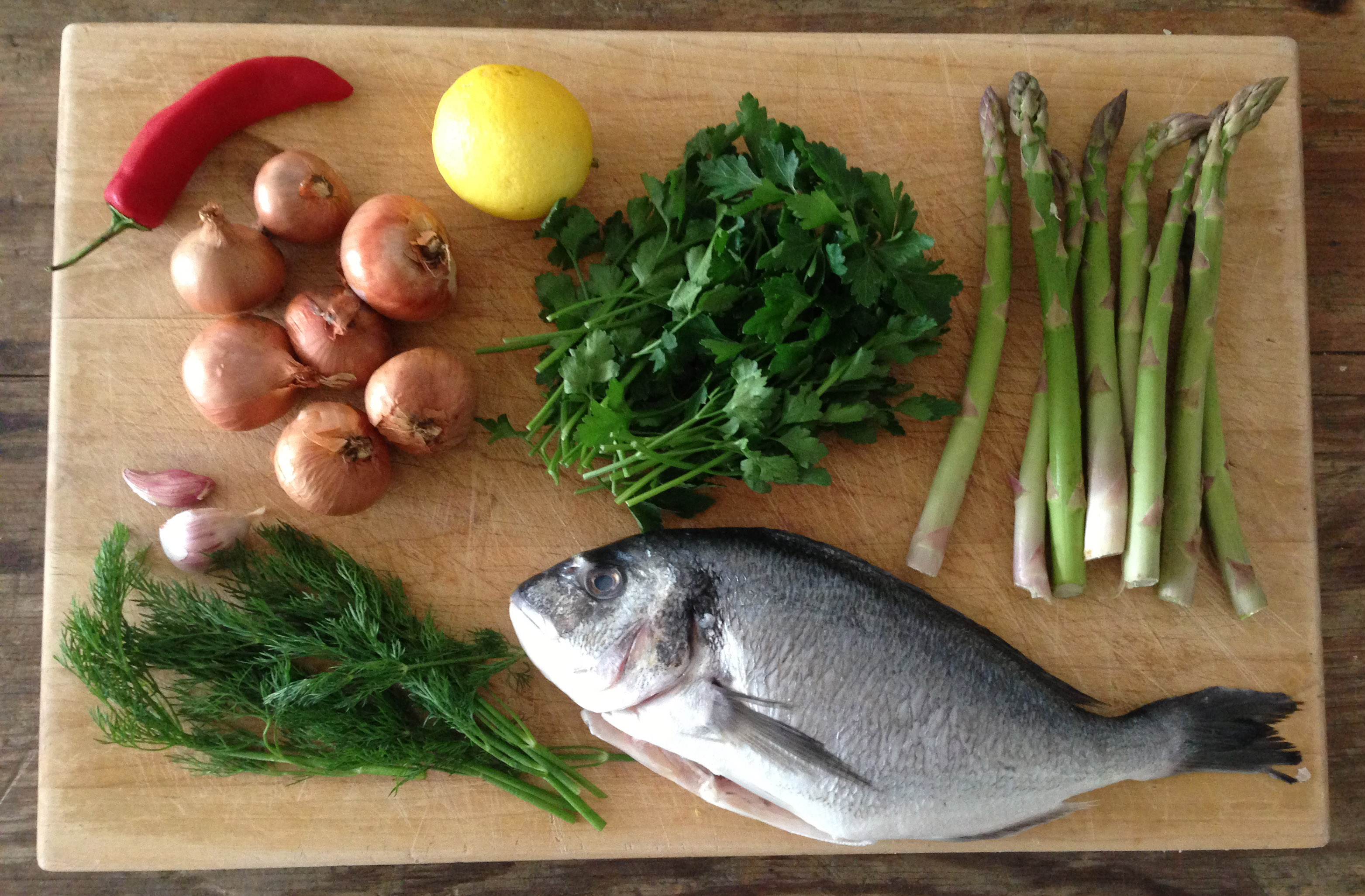 How to cook bream 58