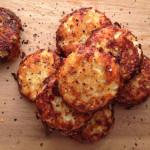 Mini Cauliflower Cheese Cakes
