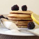 Lemon and Raisin Pancakes
