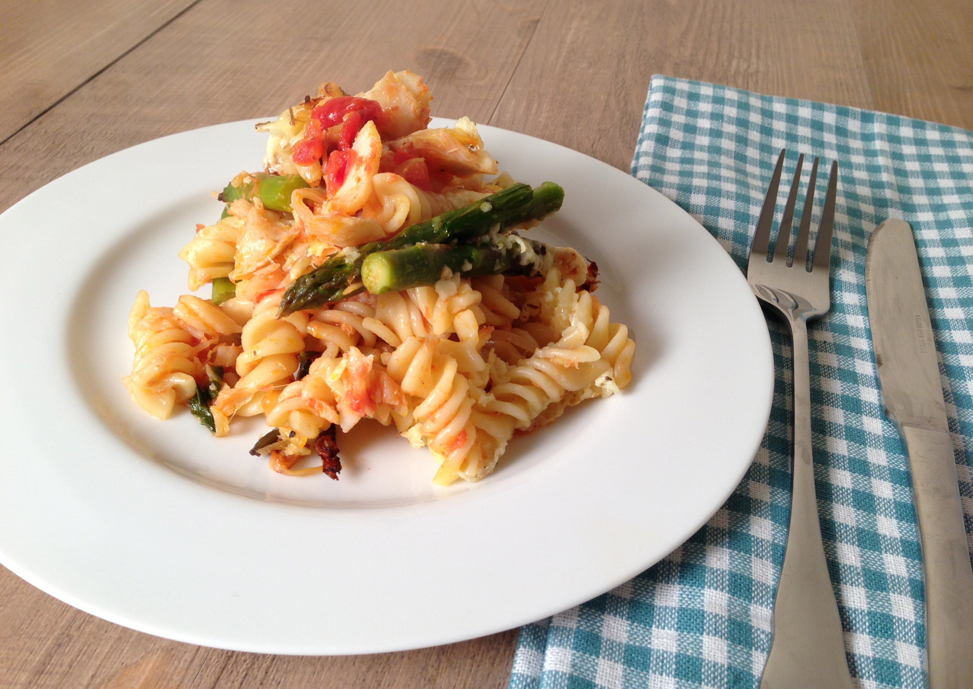 how to cook pasta bake