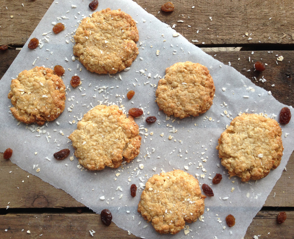chewy anzac biscuits - photo #17
