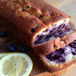 Fresh Blueberry and Lemon Loaf
