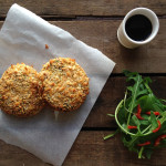 Thai Salmon Fish Cakes