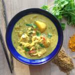 Thai Vegetable Massaman Curry