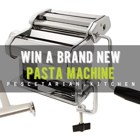 Win a Brand New Pasta Machine #Competition