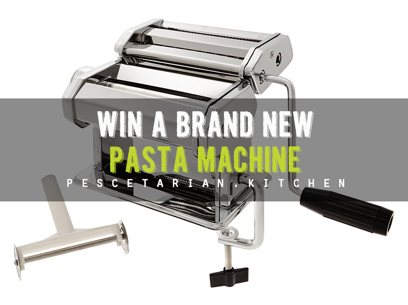 Win a Brand New Pasta Machine #Competition