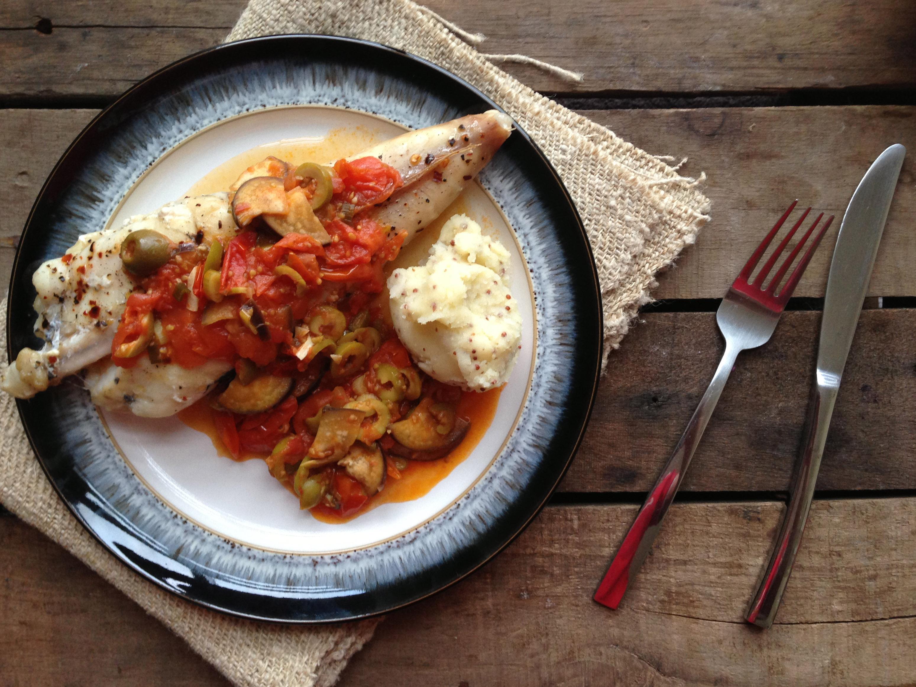 Grilled Monkfish Tail Recipe Pescetarian Kitchen