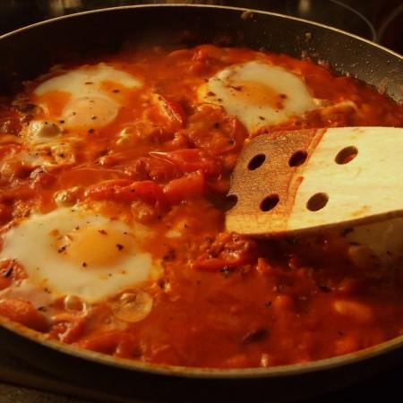 Huevos Rancheros – Mexican Breakfast