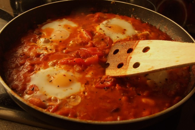 Huevos Rancheros – Mexican Breakfast