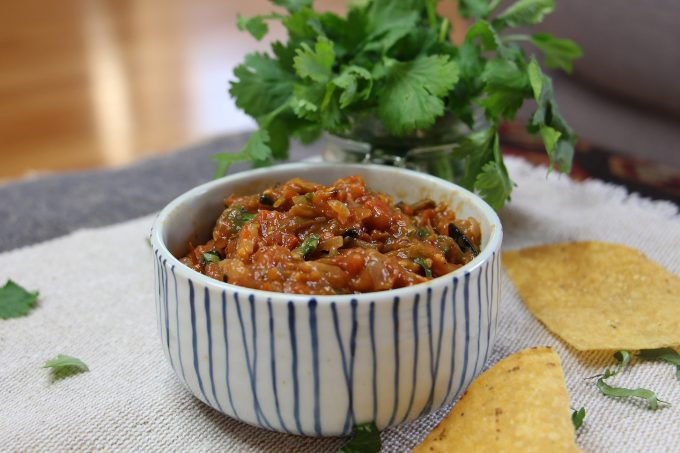 Roasted Mexican Salsa