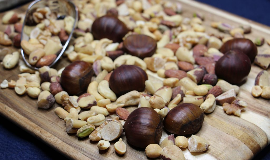 Mixture of Festive Nuts
