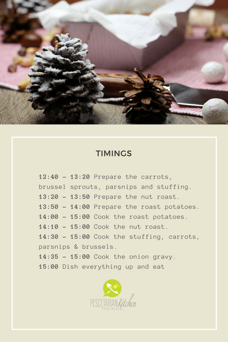 Pescetarian Christmas: a Christmas Dinner Without the Meat