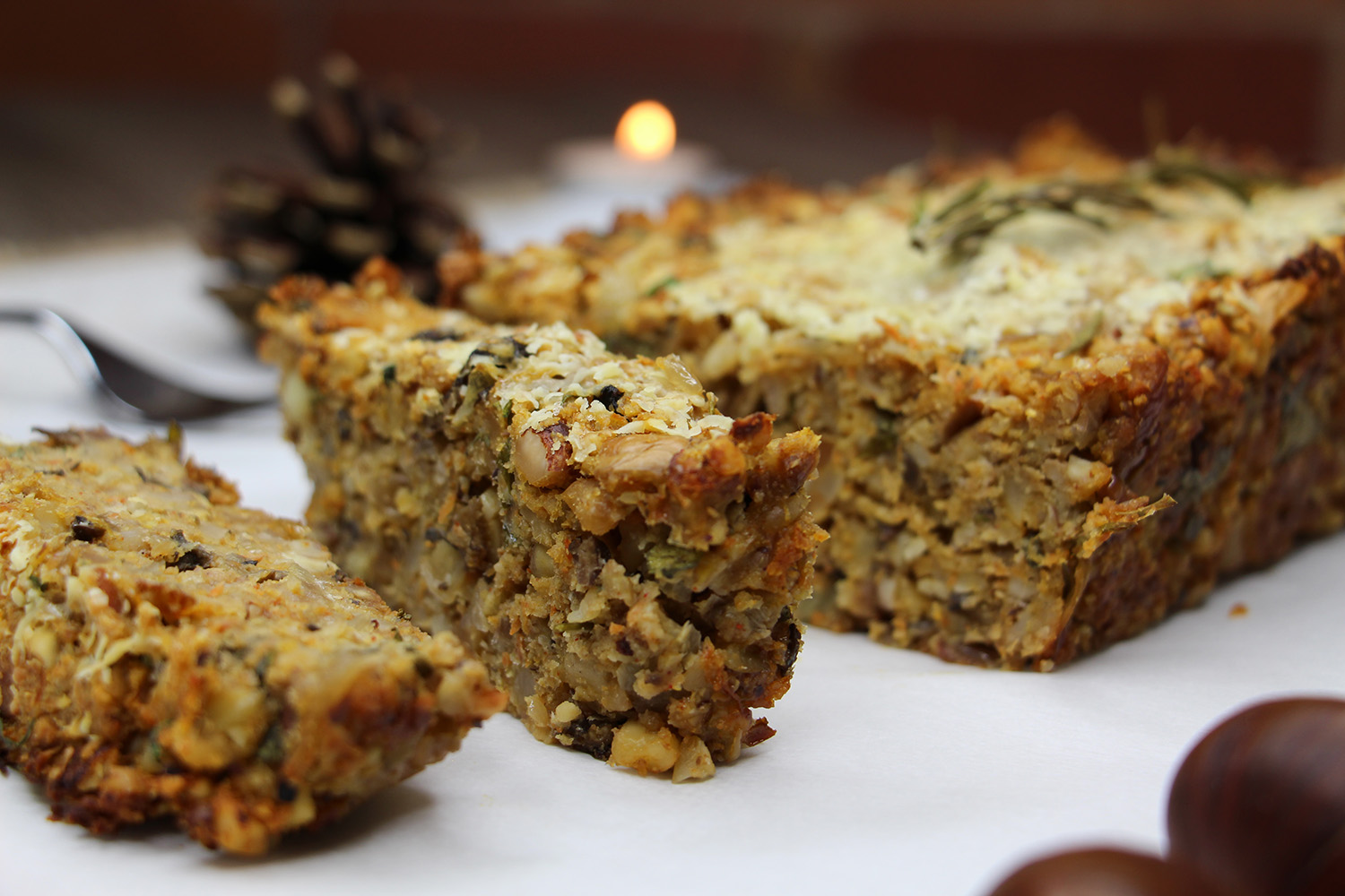 Christmas Nut Roast