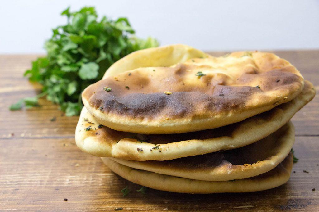 Naan bread 3