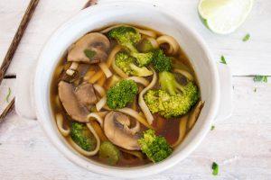 Udon Noodle Soup 2