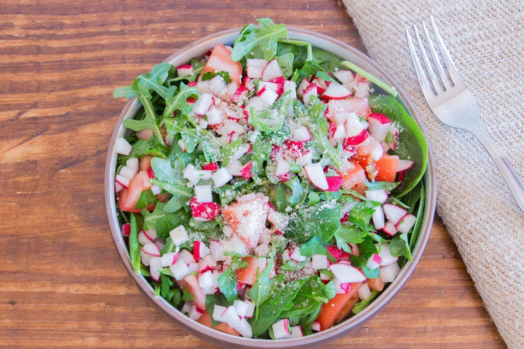 rasish salad